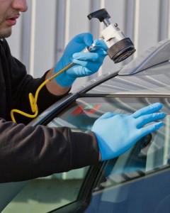 london car glass repair